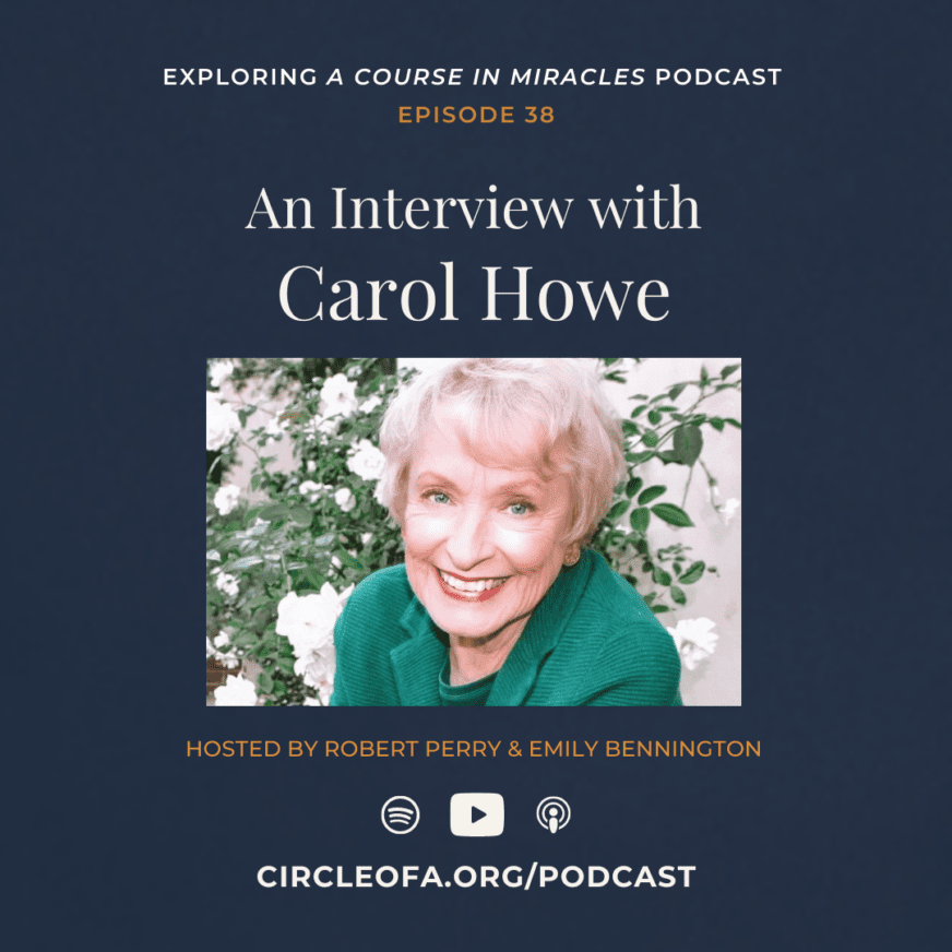 an interview with Carol Howe