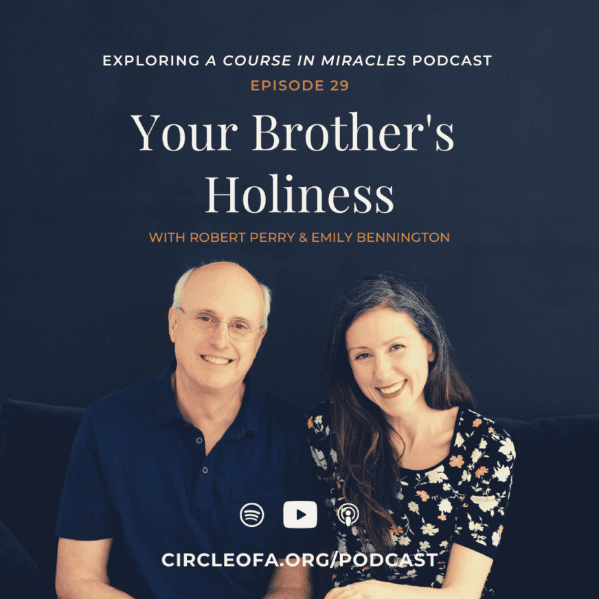 Holiness in A Course in Miracles