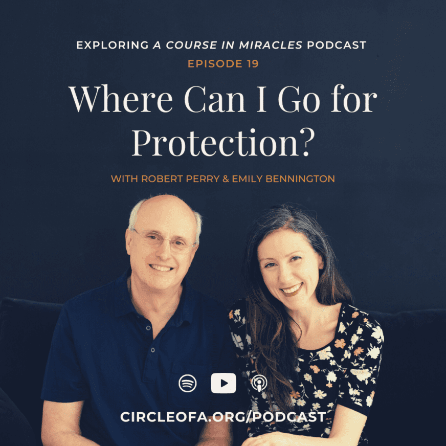 Where can I go for protection?